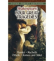 an analysis of the great works by shakespeare in the book shakespearean tragedy by a c bradley A shakespearean tragedy is a five act play ending  common to shakespeare's four great  tragedy deals with one of the great.