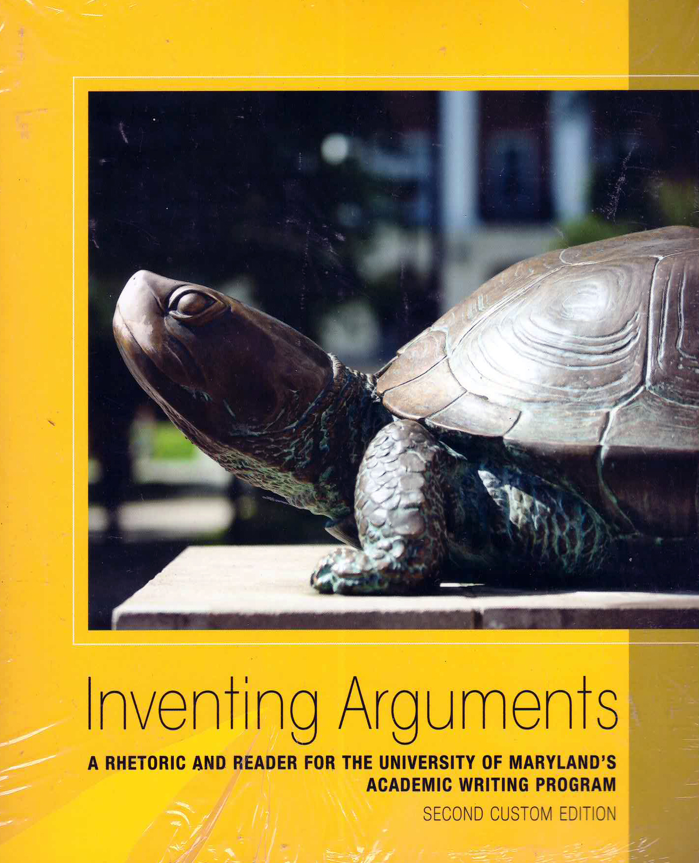 Bookholderscom  Buy Sell And Rent Books Inventing Arguments A Rhetoric And Reader With Dk Handbook Package For  University Of Marylands Academic Writing Program E New